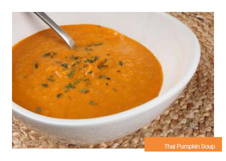 Photo of Thai Pumpkin Soup