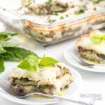 Photo of Easy Keto Zucchini Lasagna - wholesomeyum.com
